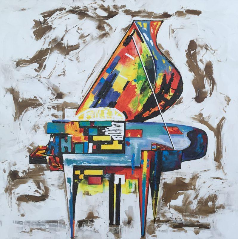 varios auxiliares piano