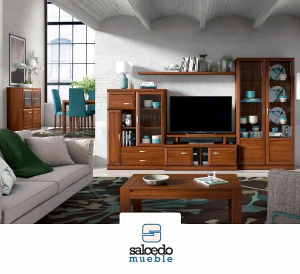 La calidad y variedad Comedores, Dormitorios y Librerías Salcedo Mueble